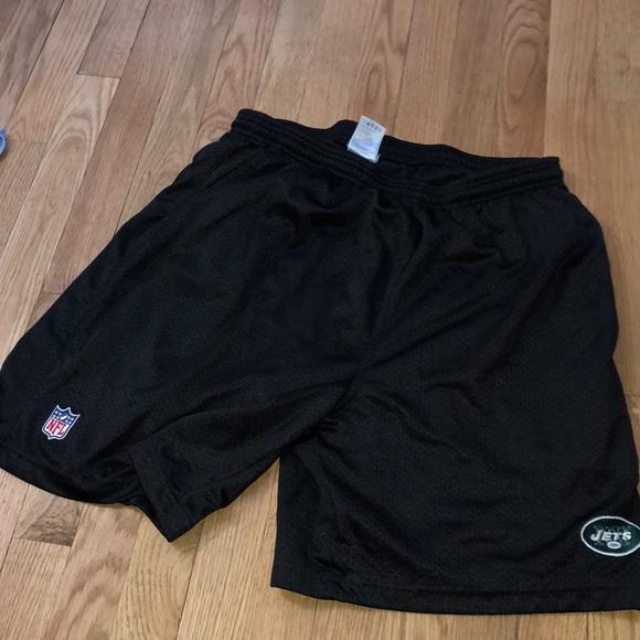 5b6565f0 NFL NY jets shorts